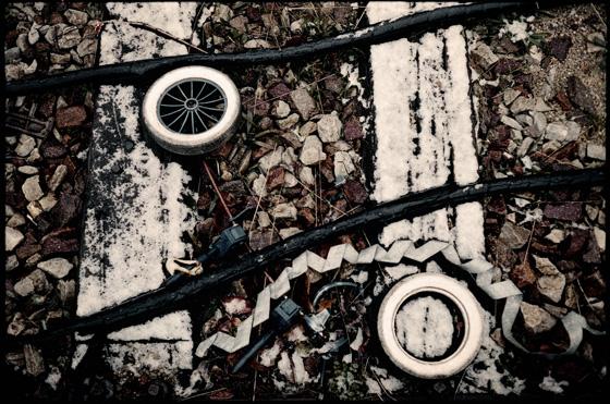 des roues ? Paris