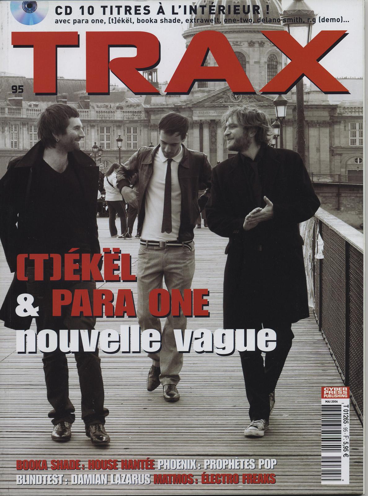 Trax #95