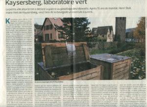 Le Figaro - 23 novembre 2010 thumbnail