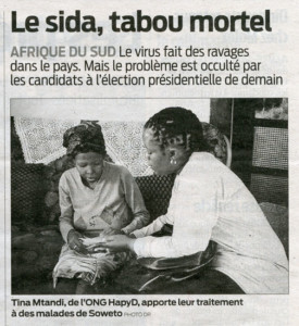 Sud-Ouest 21 avril 2009 thumbnail