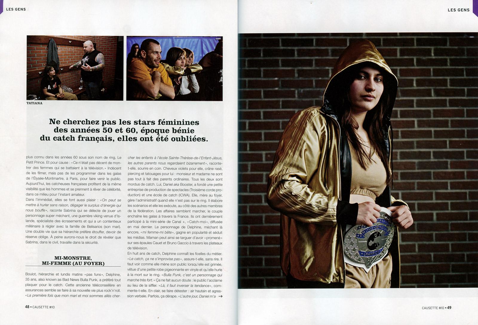Causette #10 - septembre-octobre 2010