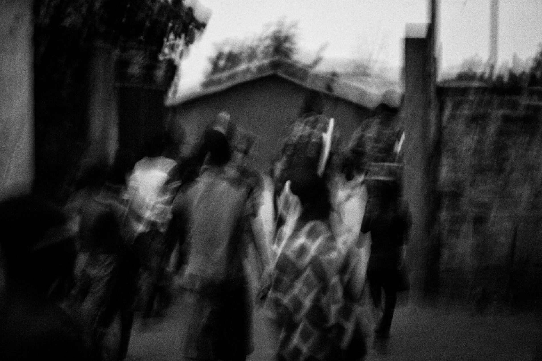 2009 - Traditions vaudoues au Benin