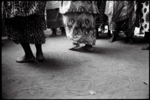 Danses et chants traditionnels des Vodounsis (adeptes vaudou) du village d'Atogo au Benin thumbnail