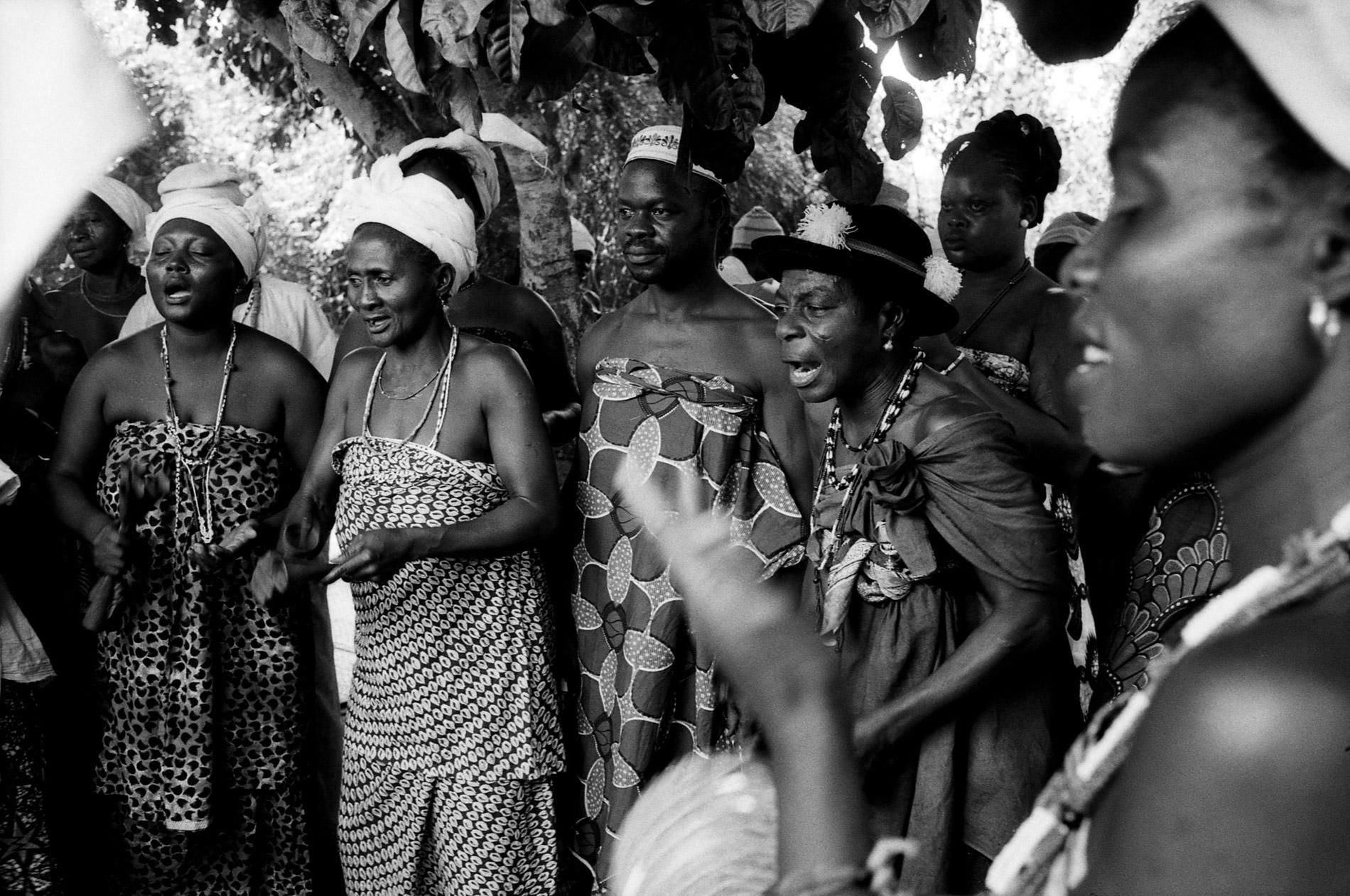 2009 - Traditions vaudou au Benin