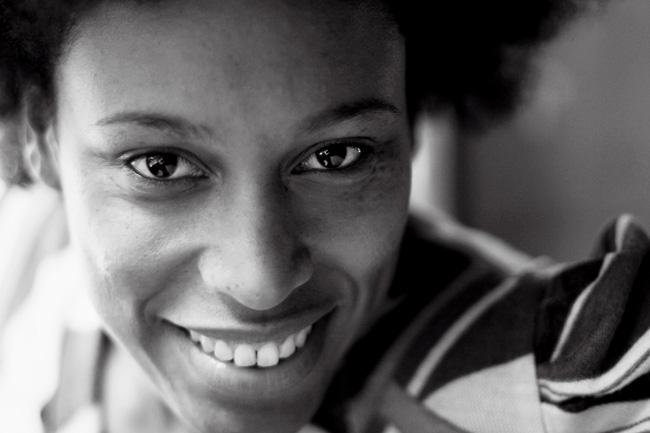 Sandra Nkaké | février 2009