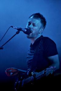 Radiohead au Festival Rock en Seine à Paris le 26 aout 2006 thumbnail