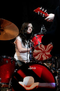 The White Stripes au Zenith le 16 octobre 2005 thumbnail