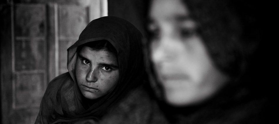 "Les ""demi-veuves"" du CachemireThe Kashmiri 'half-widows'"