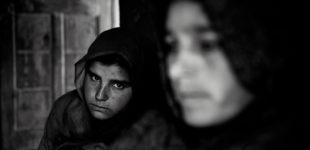 """Les """"demi-veuves"""" du Cachemire"""