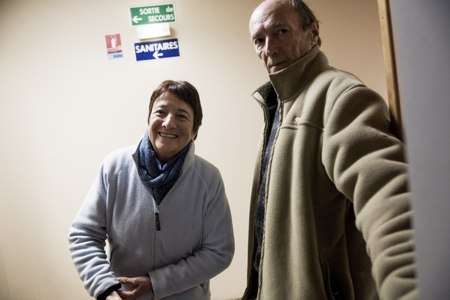 Arlette Laguiller, meeting Lutte Ouvriere