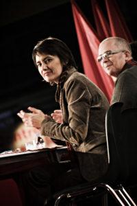 Meeting de Nathalie Arthaud, porte parole de Lutte Ouvriere thumbnail