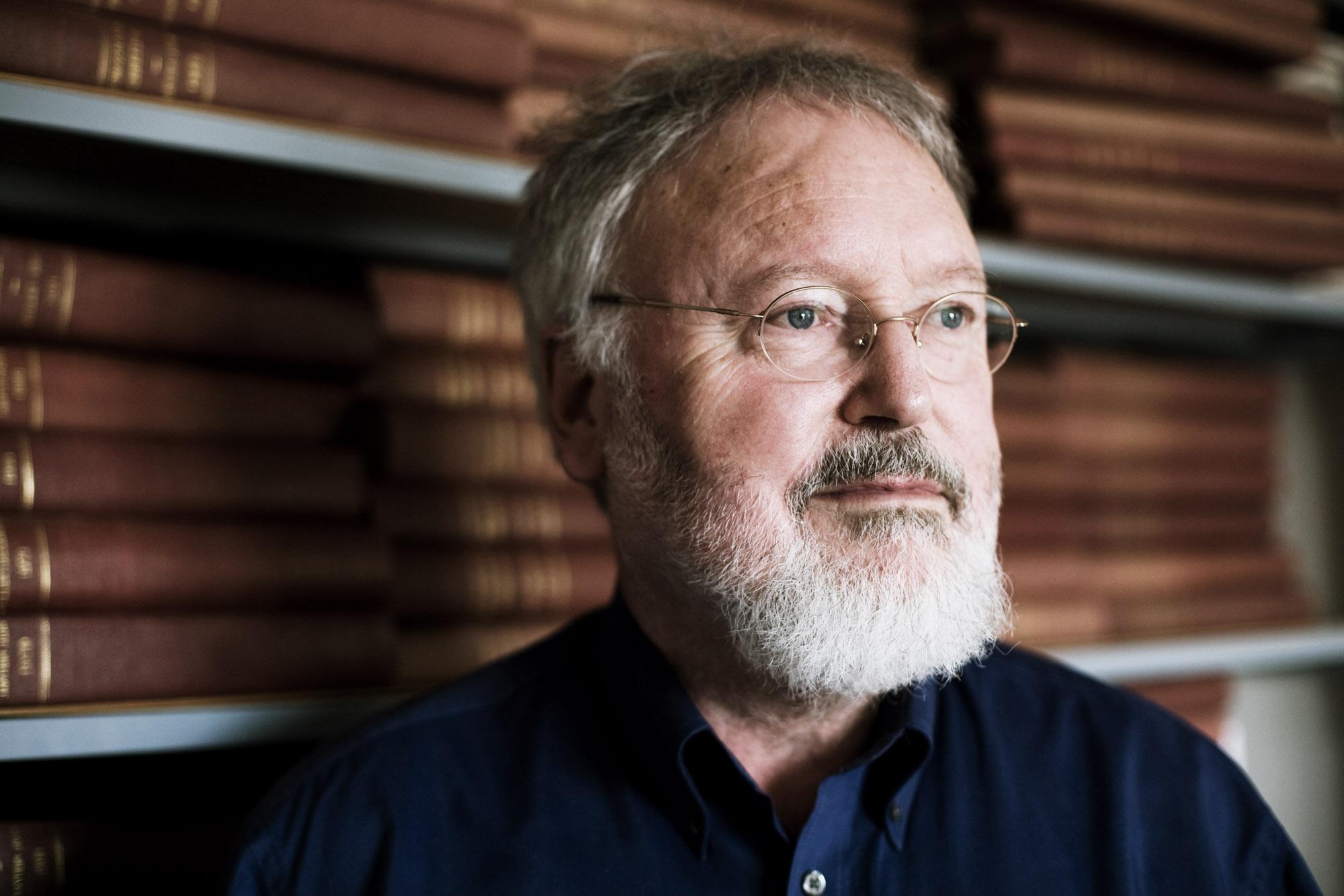 Portrait de Jean Pierre Fourre, ancien deputee socialiste