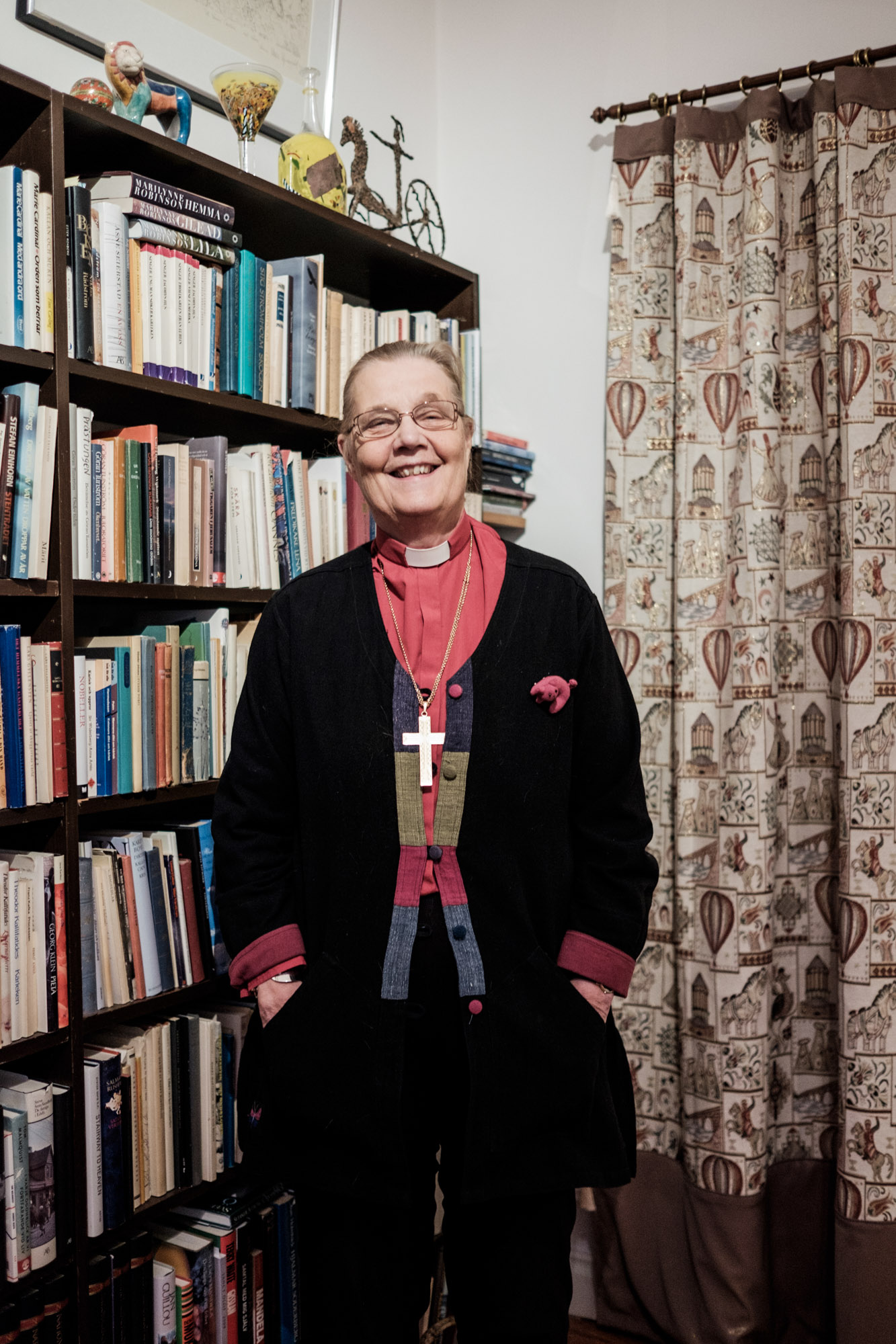Femmes prêtres en Suede