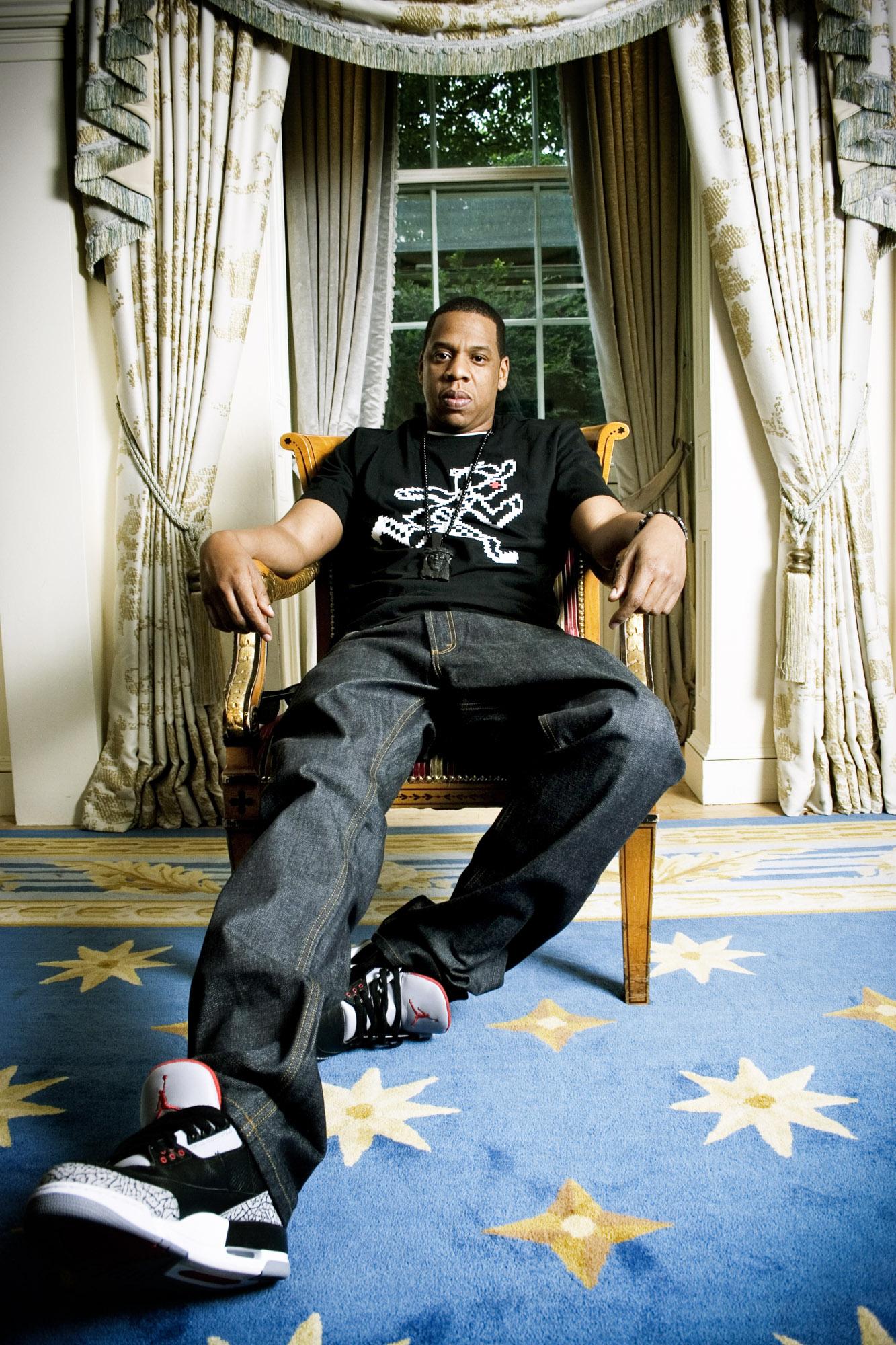 Jay-Z le 22-07-2009