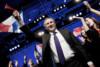 Meeting de Nicolas Dupont Aignan du parti Debout la Republique, le 25 mars 2012 a Paris. thumbnail