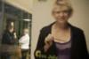 Eva Joly au QG d'Europe Ecologie les Verts le 27 mars 2012 thumbnail