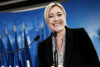 Marine Le Pen au colloque du club Idees Nation, le 29 septembre 2011, a Paris. thumbnail
