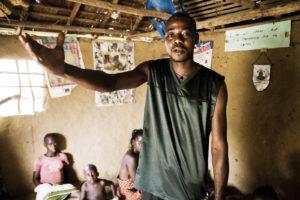 Refugies ivoiriens in Tempo, Liberia. Ivorian refugees in Tempo, Liberia. thumbnail