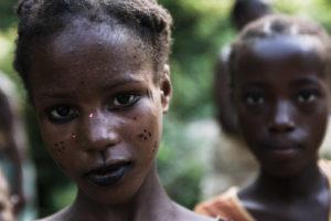 Refugies ivoiriens a Janzon, dans le comte de Grand Gedeh au Liberia thumbnail