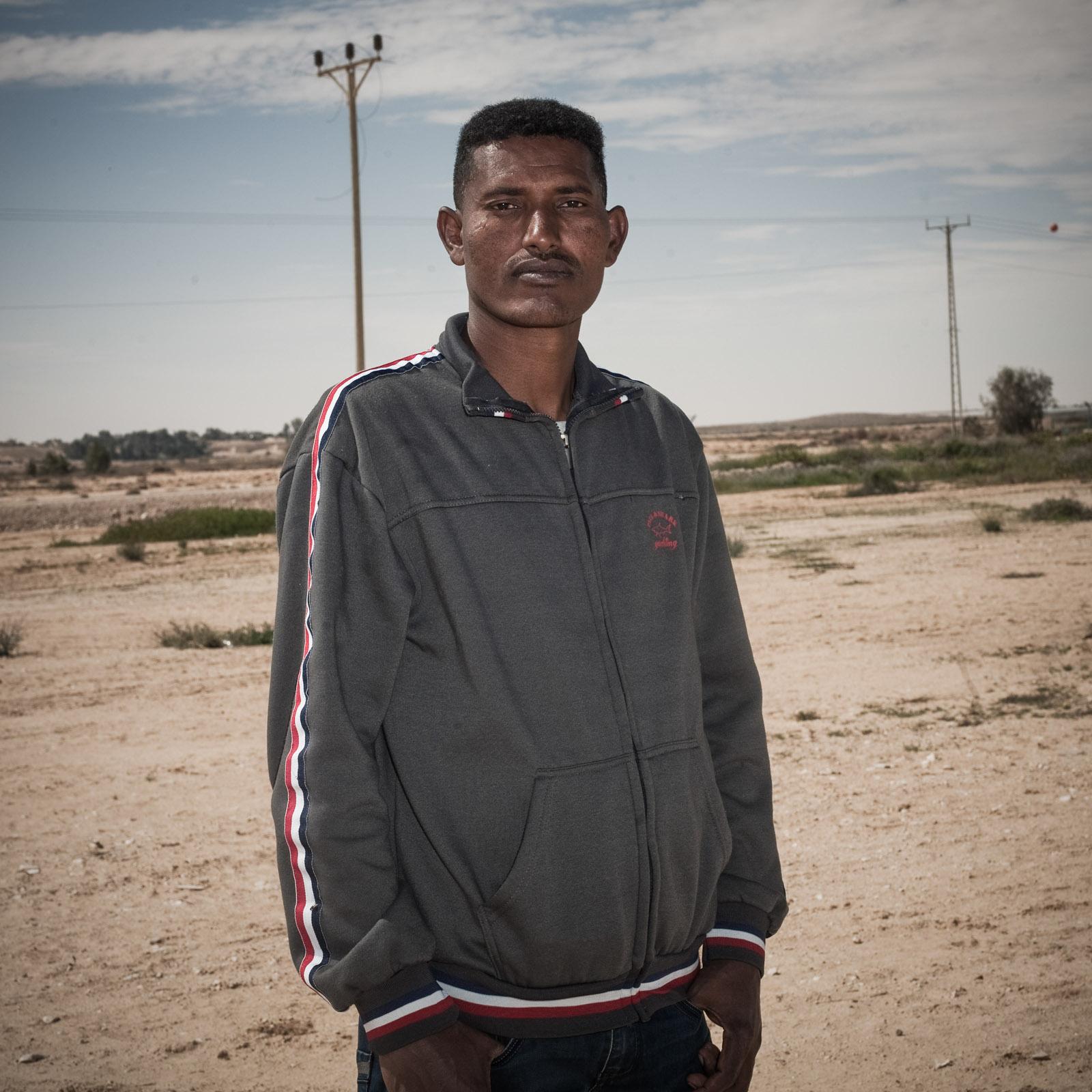 Holot : the desert prisoners