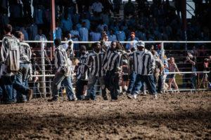 2015 - Rodeo dans la prison d'Angola thumbnail