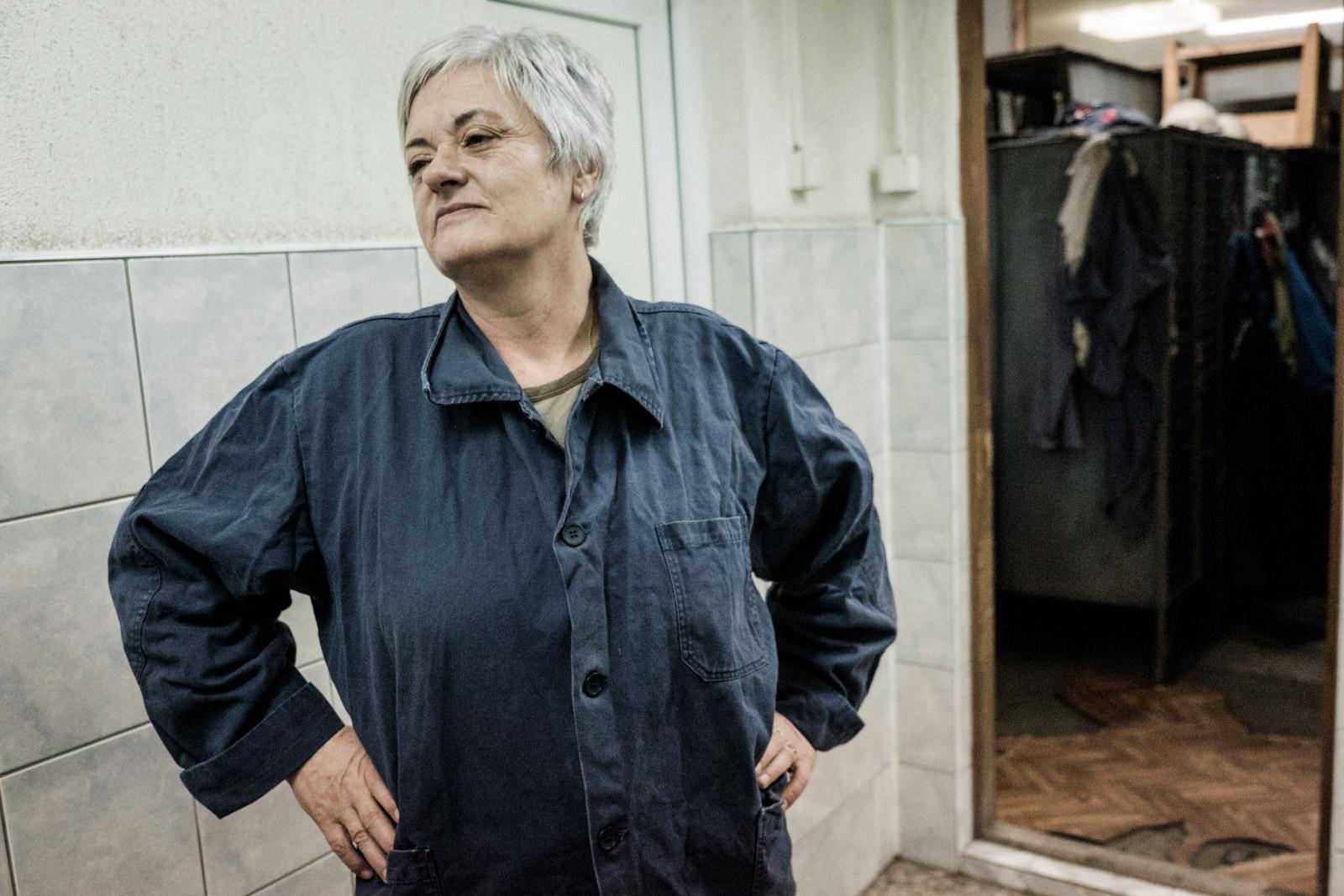 2015 - Les femmes mineurs de Breza