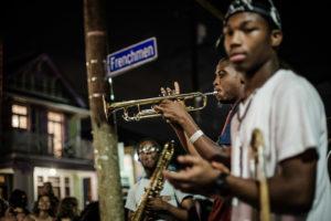 2015 - Musiciens de la Nouvelle Orleans thumbnail