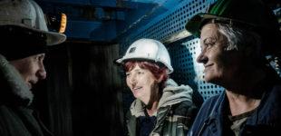 Les dames de fondThe women miners of Breza