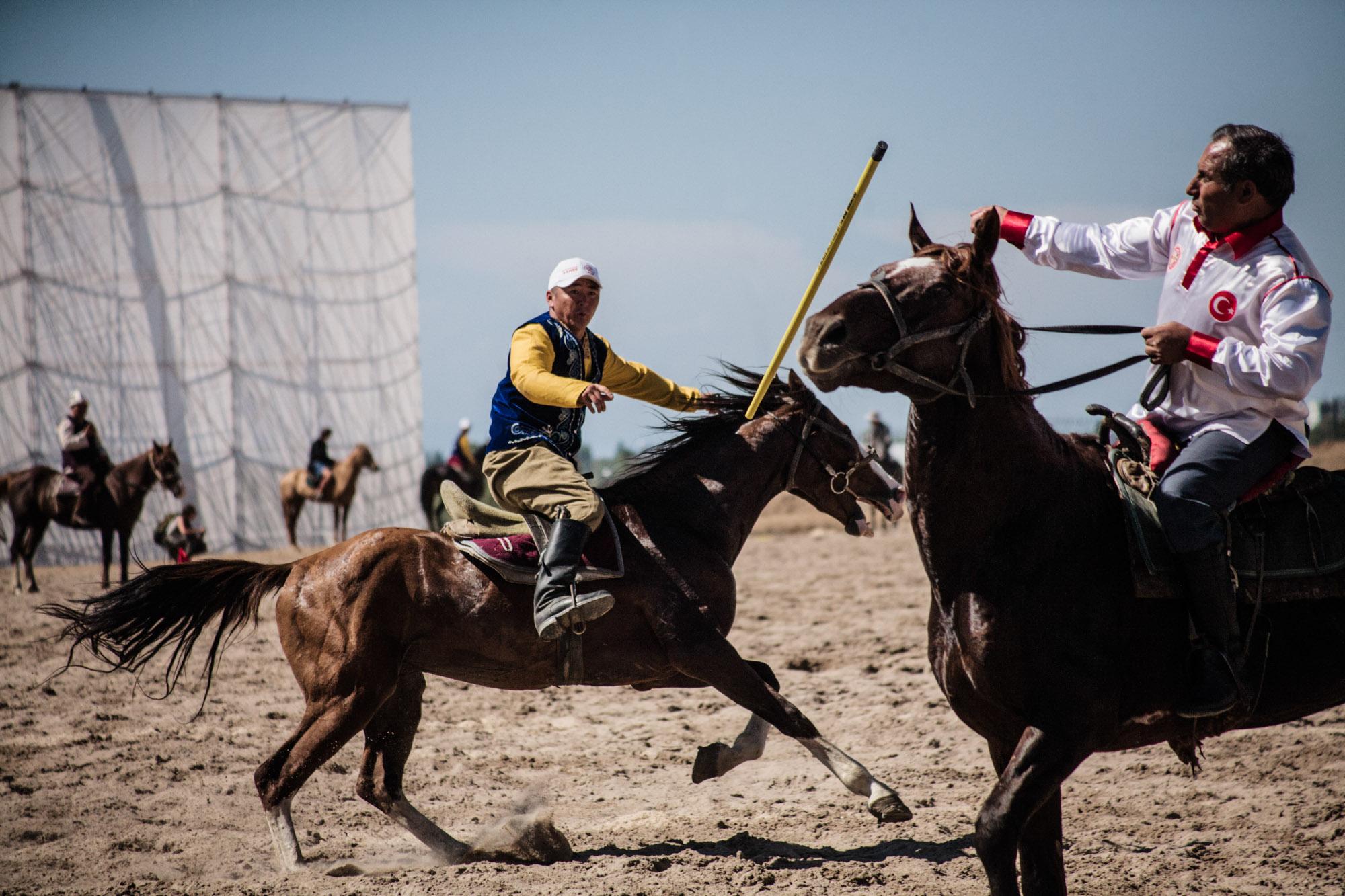 World Nomad Games 2016 au Kirghizistan