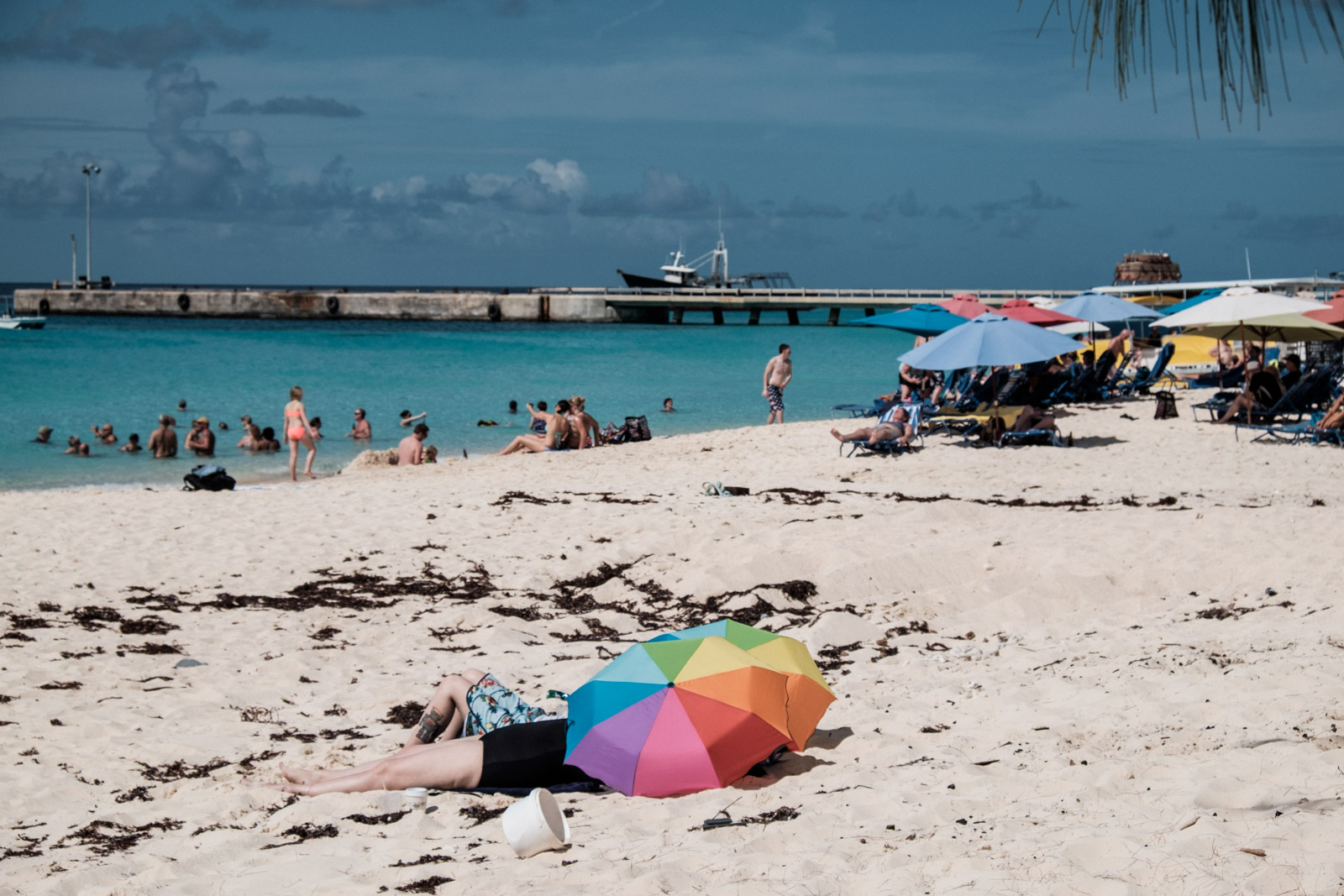 2016 - Tourisme - croisiere Bahamas, Caraibes